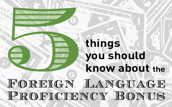 5 Things You Should Know About the Foreign Language