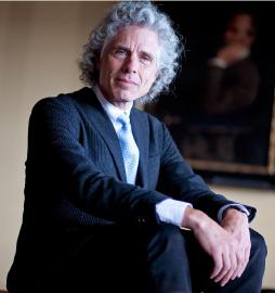 Steven Pinker at Harvard University