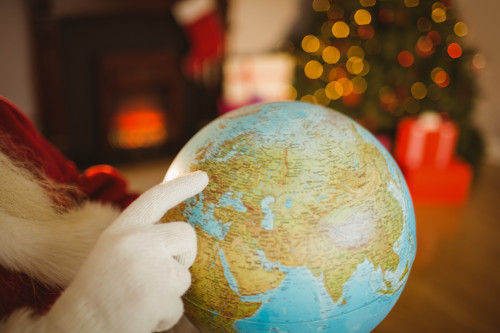 International Claus: Santa Traditions from Around the World