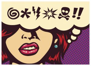 International Cursing: A look at swear words in different languages